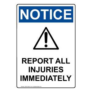 Employee s Report of Injury Form - University of Iowa
